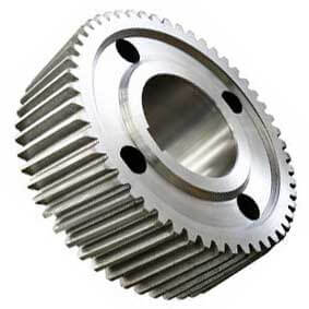 Steel alloy casting gear-Bacsoont
