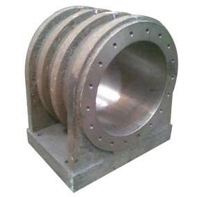 Steel casting gear block-Bacsoont