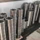 Cast high manganese steel bushing