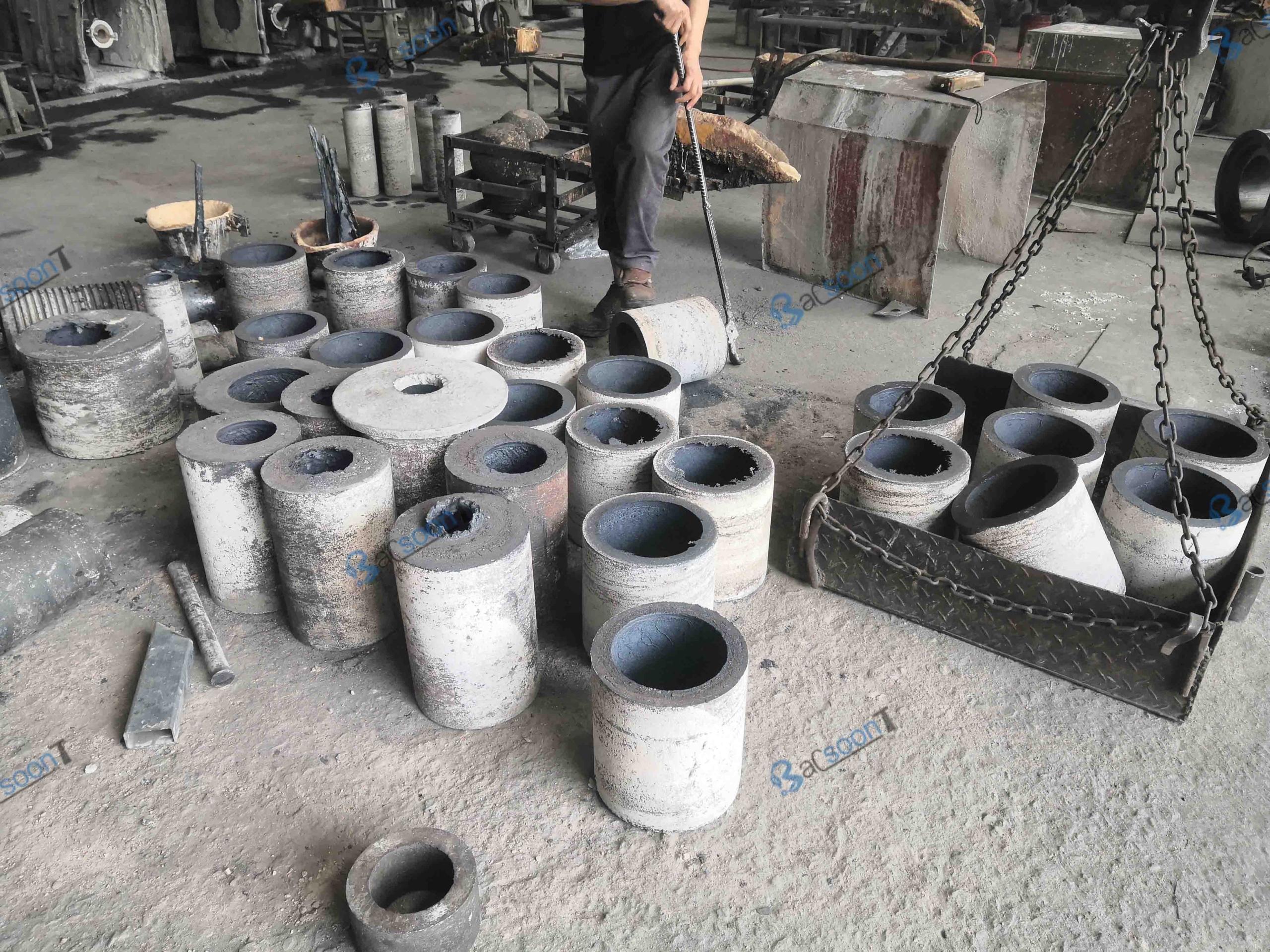 centrifugal cast manganese steel bushing