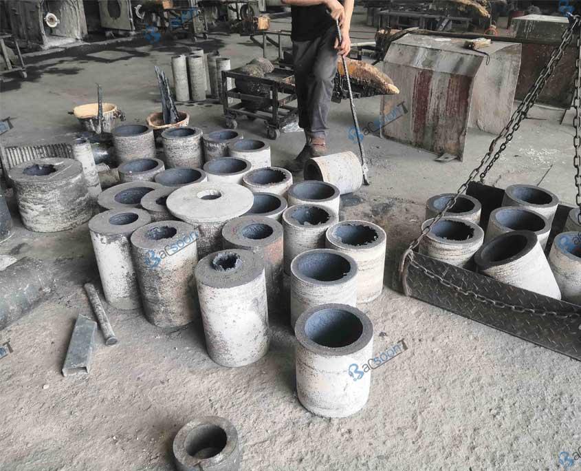 High manganese steel casting bushing